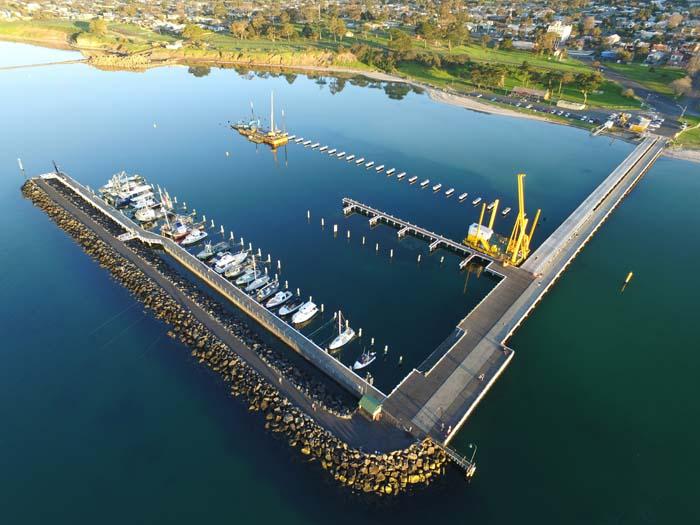 Portarlington Harbour
