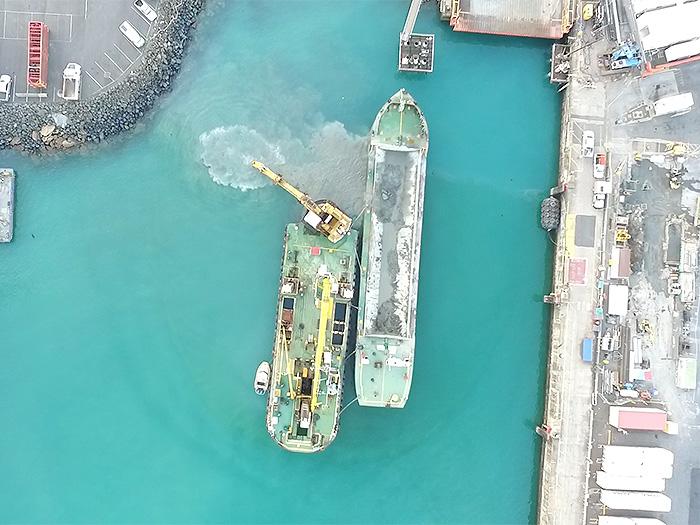 Dredging Port Bernie
