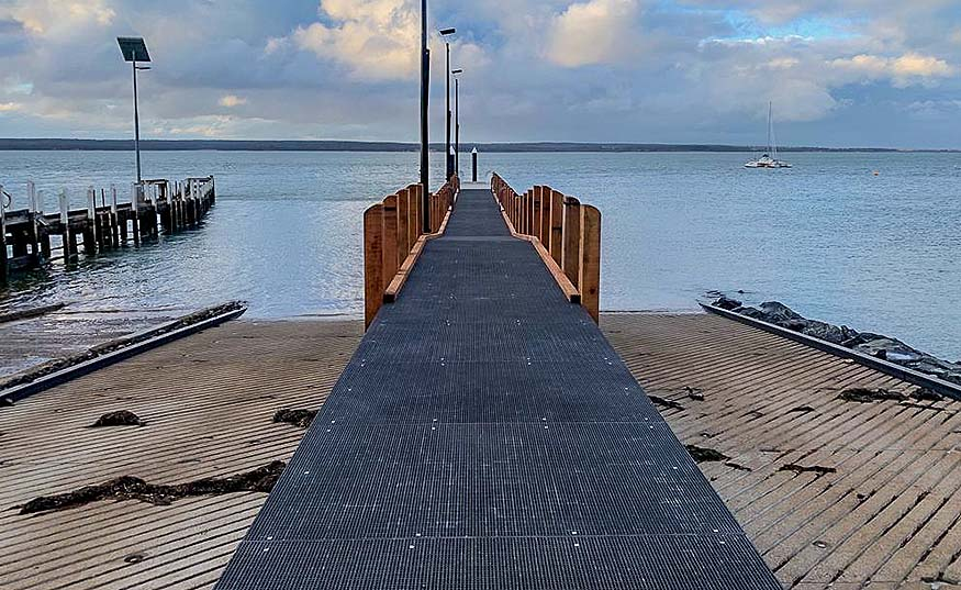 Corinella Boat Ramp