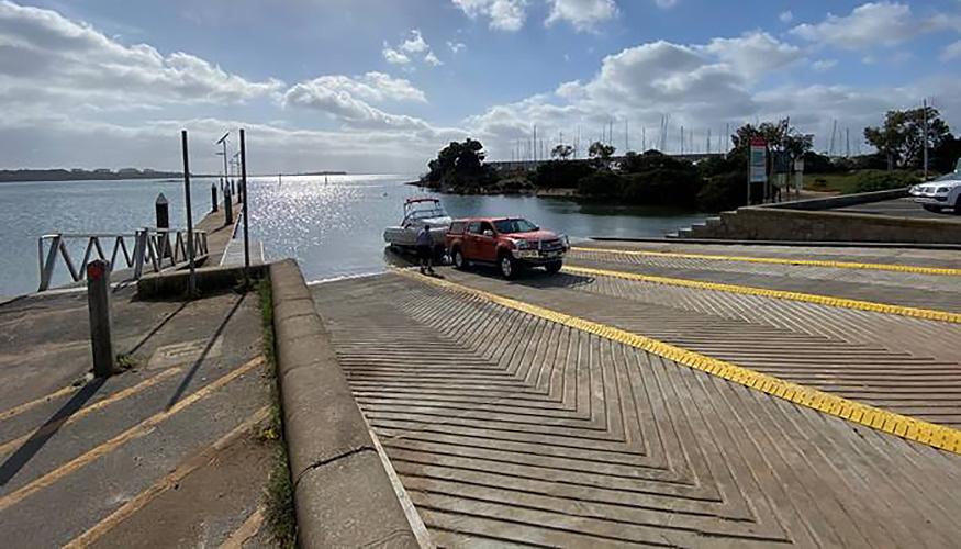 Hastings Boat Ramp