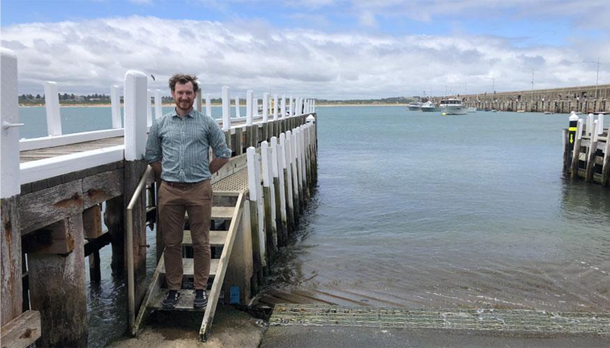 Padraig Moloney Maritime Engineer